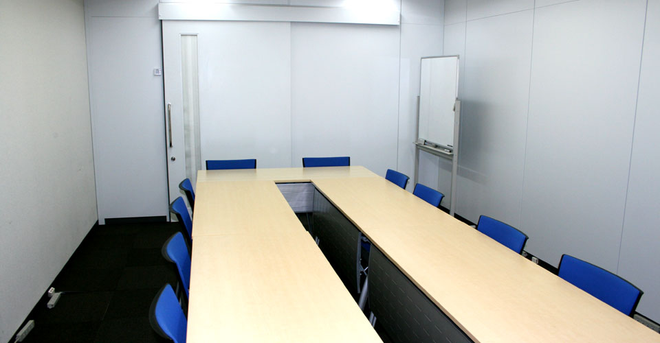 Cルーム 会議室スタイル(コの字型)2
